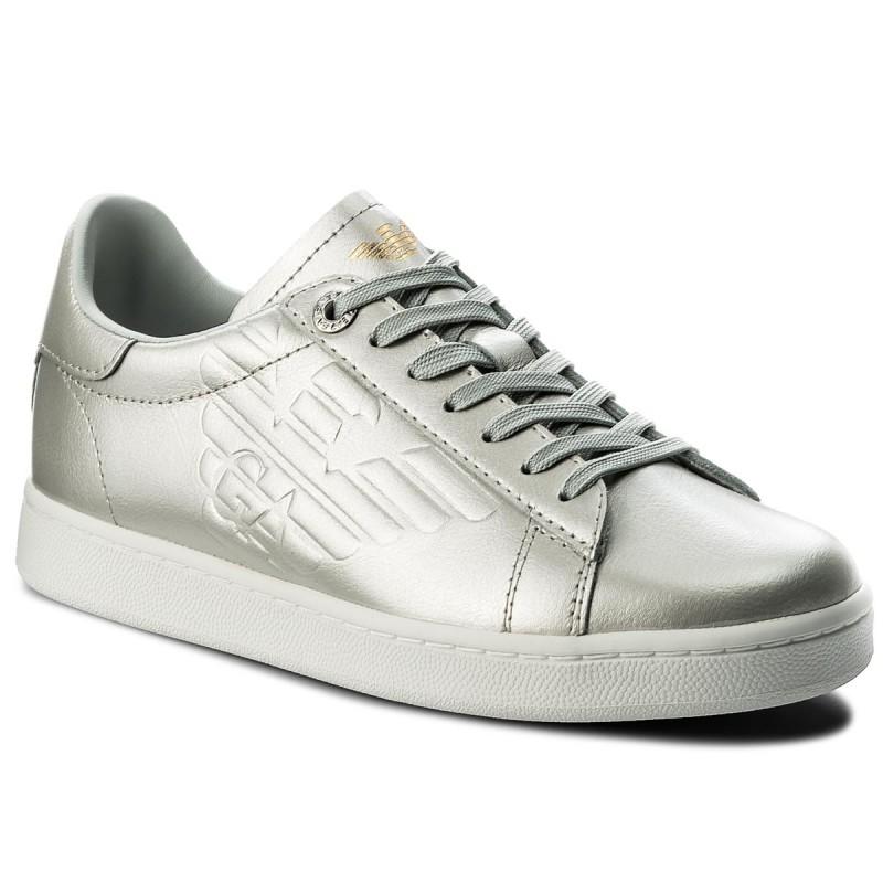 Sneakers Ea7 Emporio Armani - Sneaker X8x007 Xcc02 00001 White PiEJV