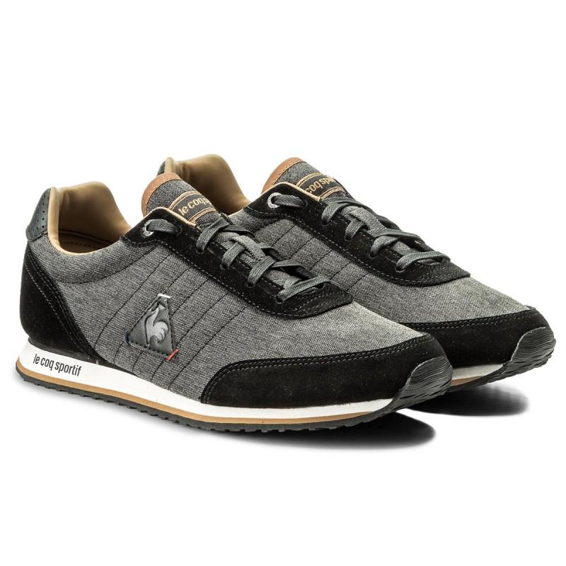LE 1720384 Marsancraft COQ 2 SPORTIF Tan Black Sneakers TFwCq7BZx7