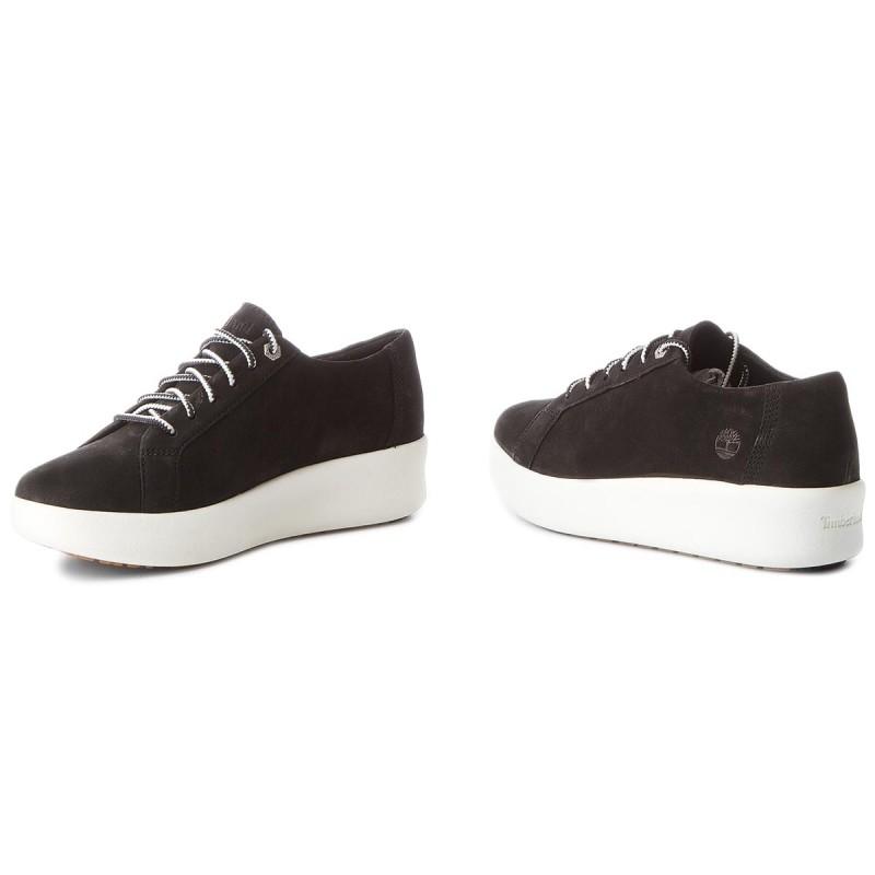 Sneakers TIMBERLAND - Berlin Park Oxford A1ST6 Black QfQIDDJ