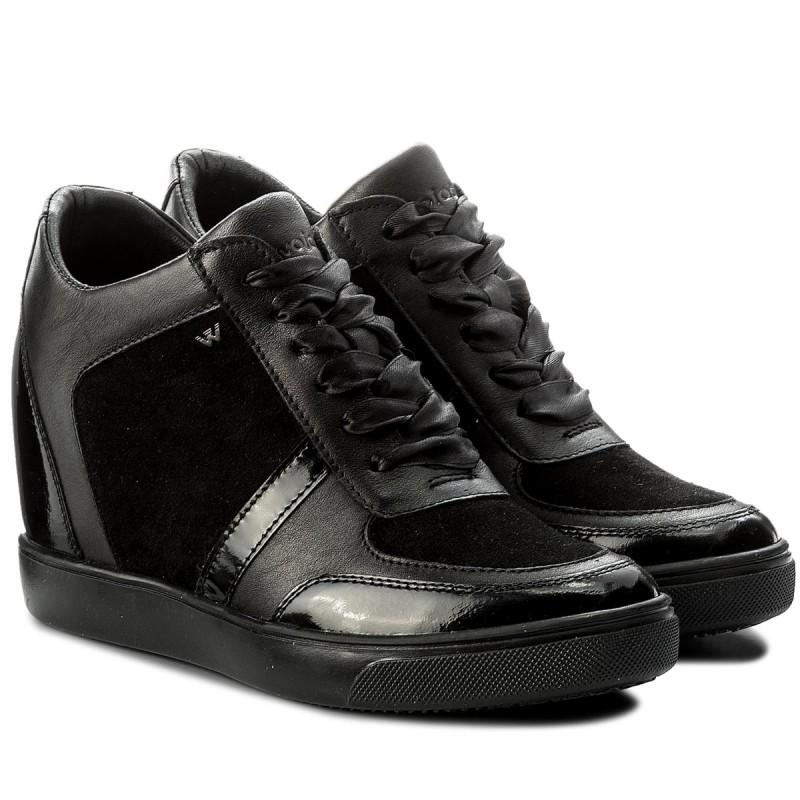 Sneakers WOJAS - 8472-71 Schwarz mYM6DBGstT