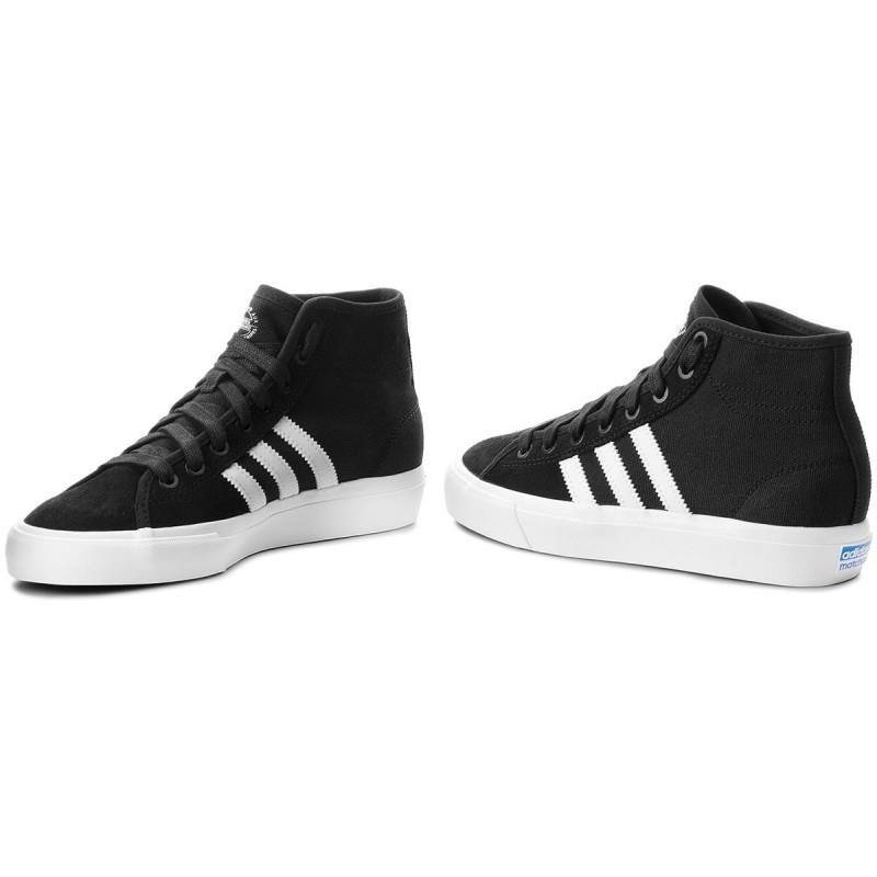 Schuhe adidas - Matchcourt High Rx B22786 Cblack/Ftwwht/Gum4 5Fln2JXZP
