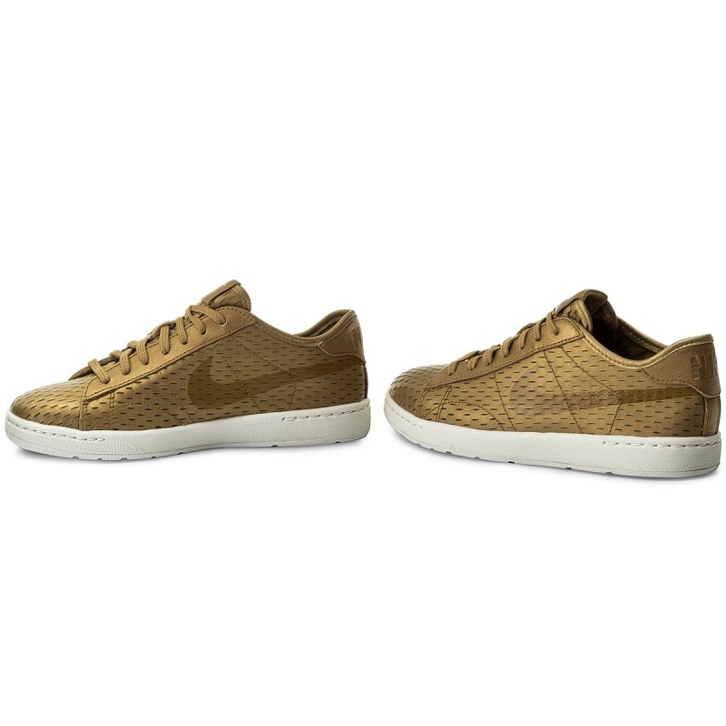 Schuhe NIKE - Tennis Classic Ultra Prm 749647 700 Metallic Gold/Flt Gold fLwaB