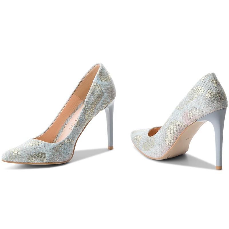 High Heels BALDACCINI - 984100-N Balboa 04 Błękit MAj5dCqh7I