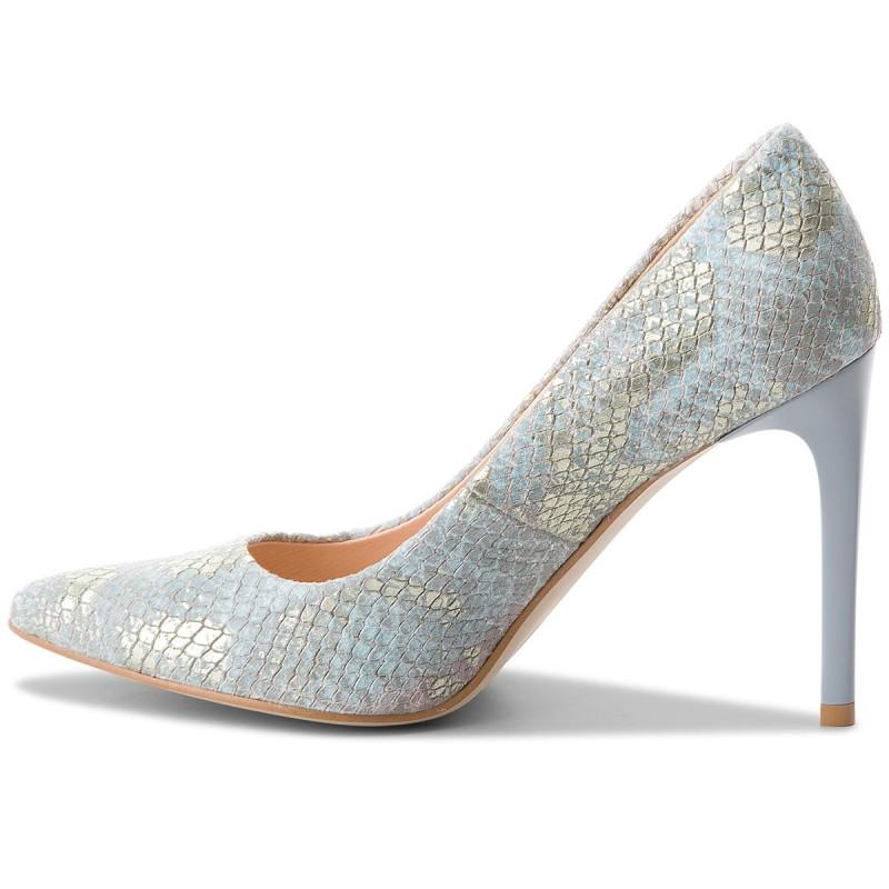 High Heels BALDACCINI - 984100-N Balboa 04 Błękit rAYd7jjH0