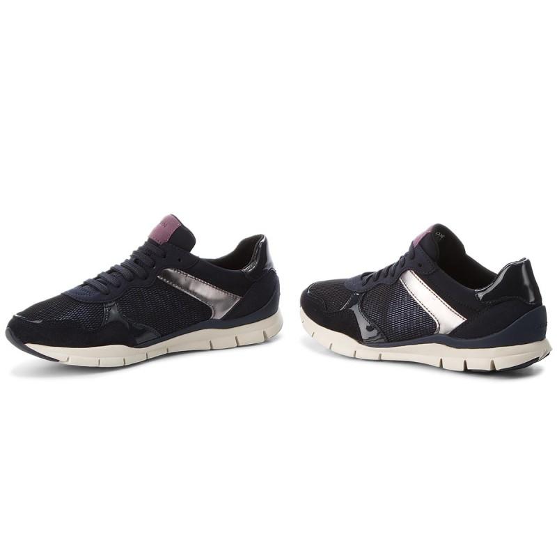 Sneakers Geox - D Sukie A D74f2a 022dv C4002 Navy wTyuY