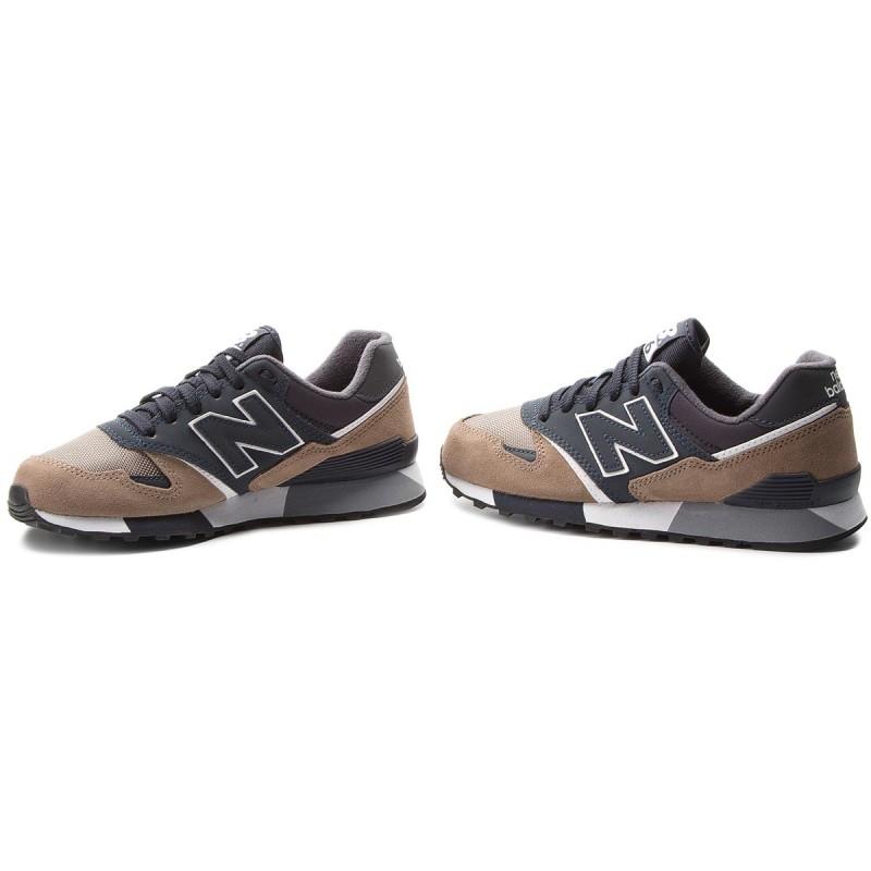 Sneakers NEW BALANCE - U446CNW Brown Navy Blue