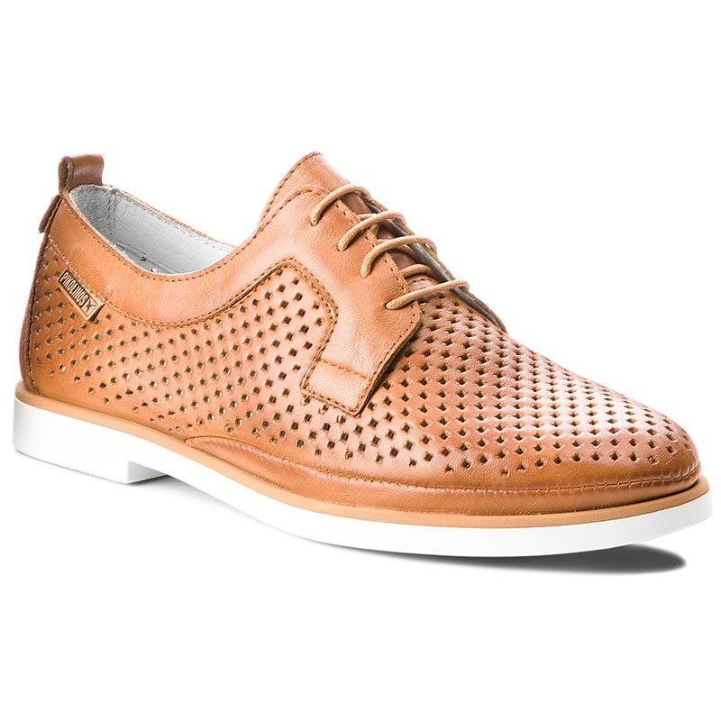 Oxfords Pikolinos - W7g-4707 Brandy LKPjE