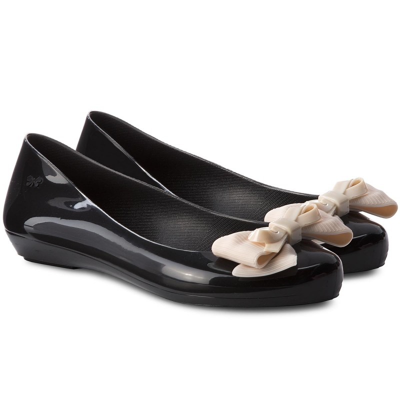 Ballerinas ZAXY - Bow IV Fem 82530 Black 90111 BB285008 02064