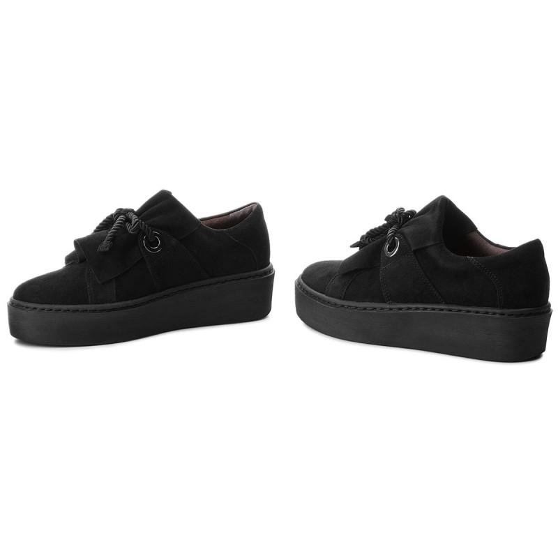 Sneakers TAMARIS - 1-24723-30 Black 001 f2QFyhxu