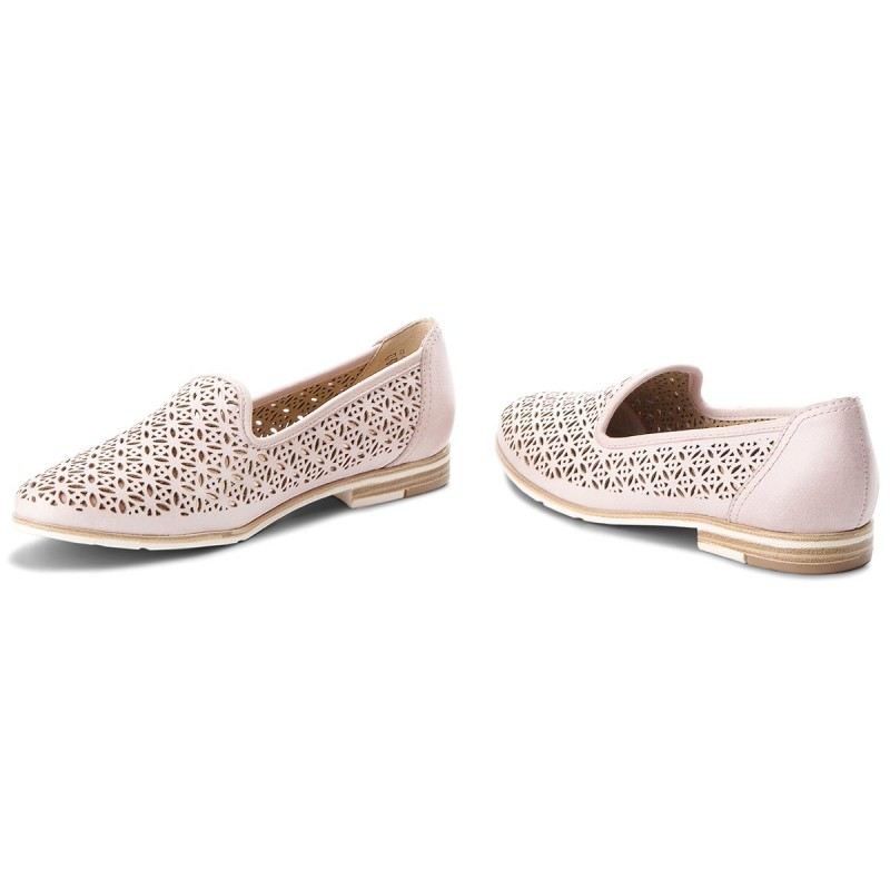 Lords Schuhe Marco Tozzi - 2-24500-20 Rose 521 yLkfuP7