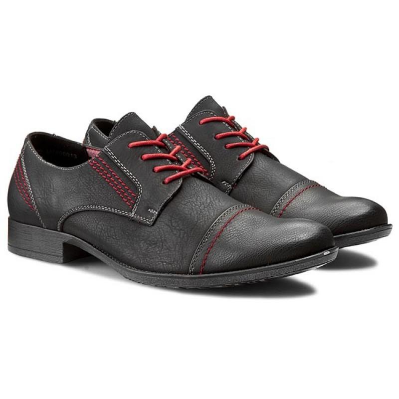 Chaussures Vapiano - M160410-01 Noir fTNDTGtI