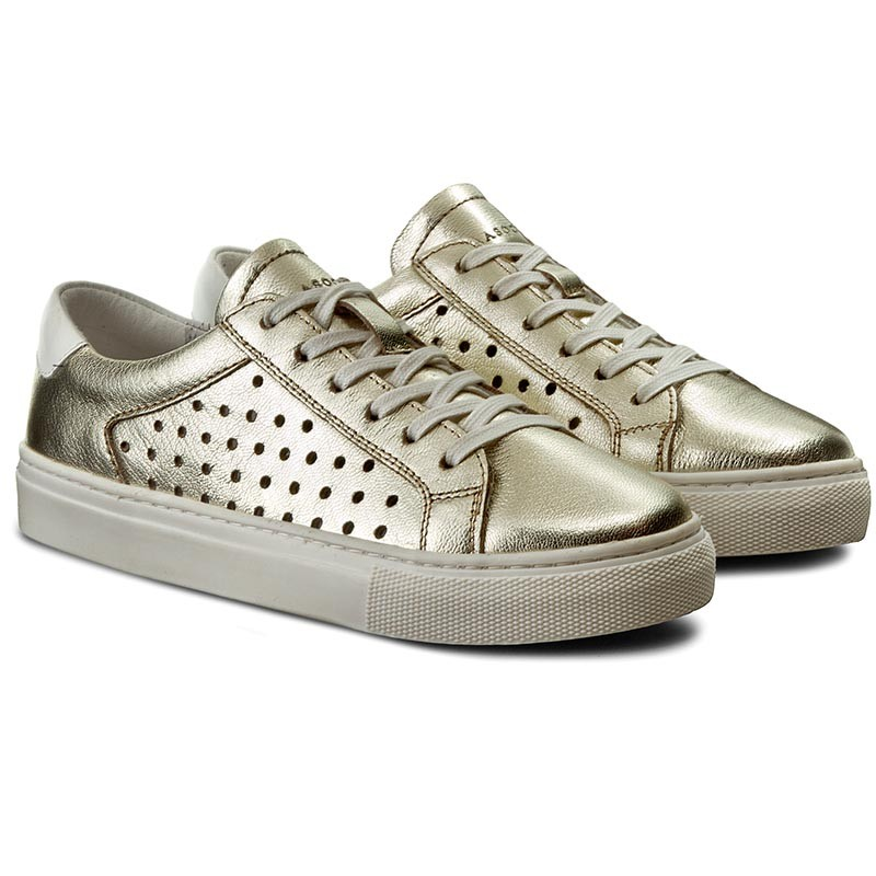 Sneakers LASOCKI - WI16-216374 Golden w6PIMgqIn