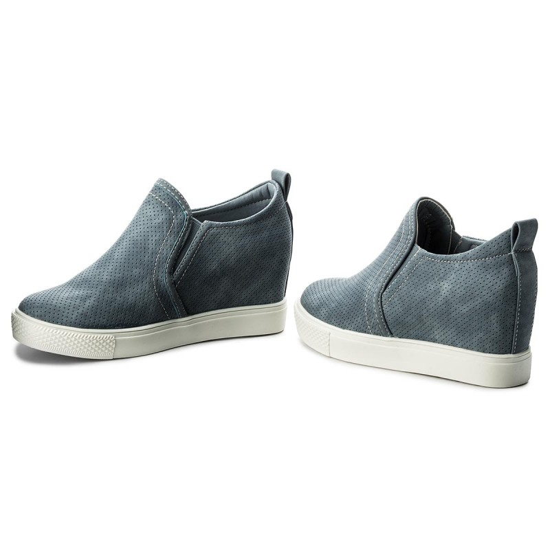 Sneakers JENNY FAIRY - WS17062-1 Jeansowy rOEBAwf64x