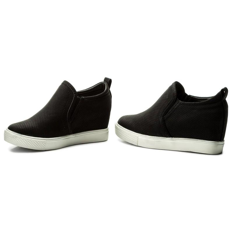 Sneakers Jenny Fairy - Ws17062-1 Negro QTLZNSQD
