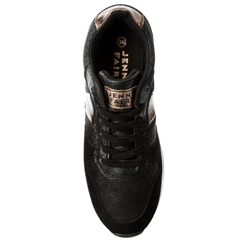 Chaussures De Sport Fée Jenny - Negro Wp66-16408 j3VkW