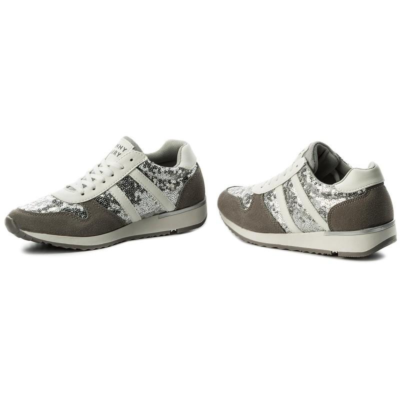 Sneakers JENNY FAIRY - WP66-16408-01 Srebrny Ciemny oKPB7F1ghj