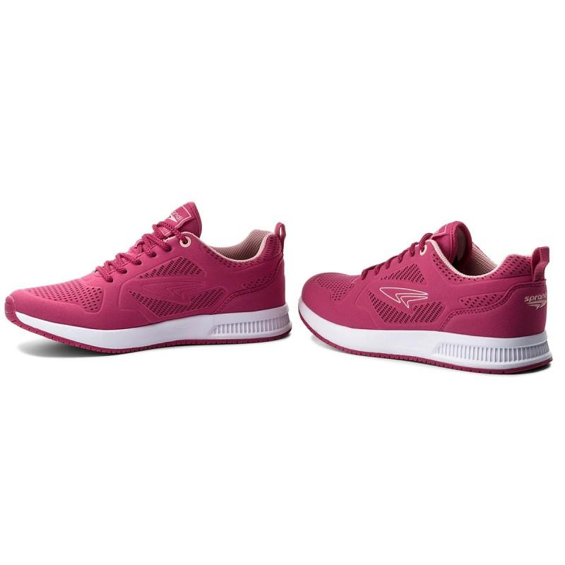 Sneakers SPRANDI - WP07-17097-05 Różowy Ciemny I0gxP