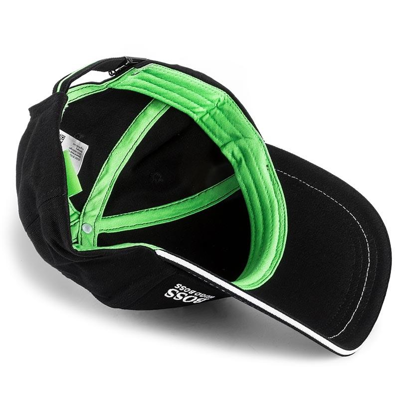 aeaded1a262 Men s Cap BOSS - Cap 1 50245070 Black 001 - Men s - Hats - Fabrics ...