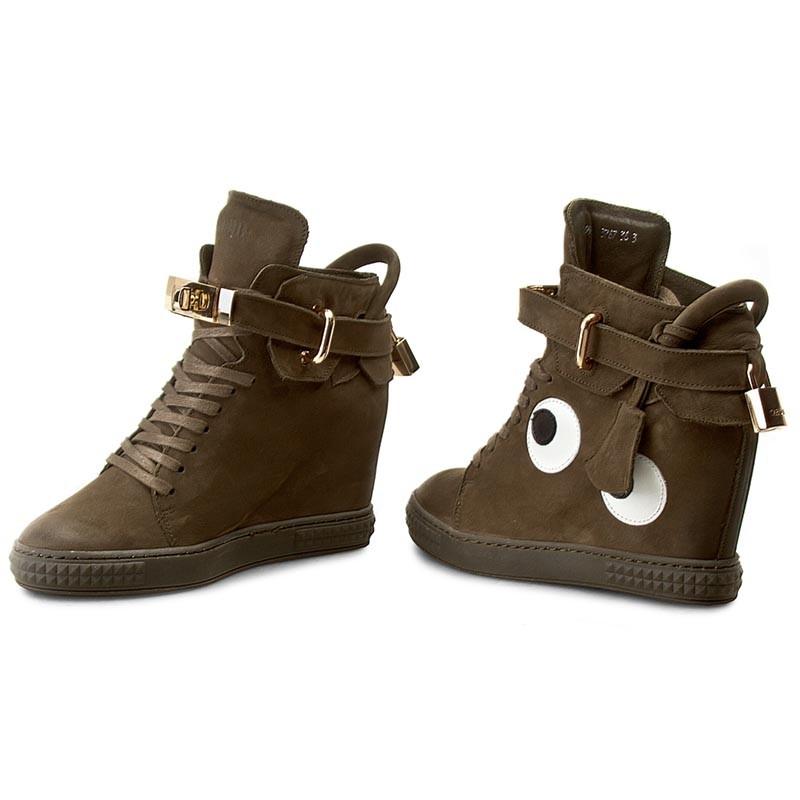 Sneakers Carinii - B3767/o E50-000-Psk-B88 MTEnVxk9