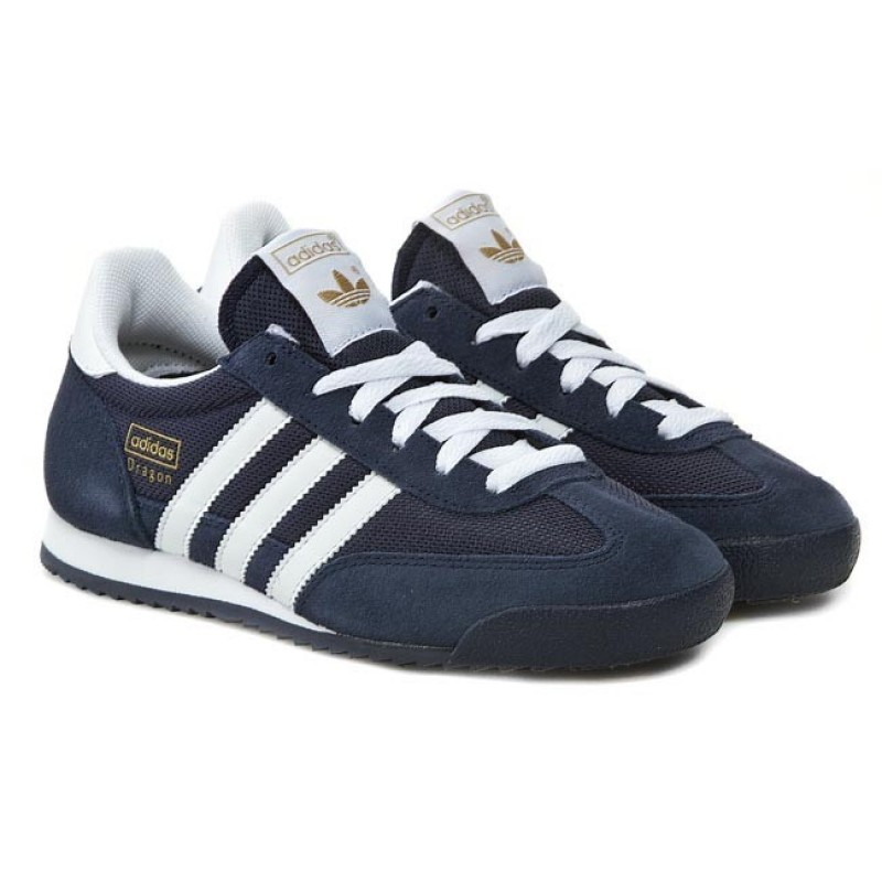 Shoes adidas - Dragon G50919 New Navy/White/Metallic Gold