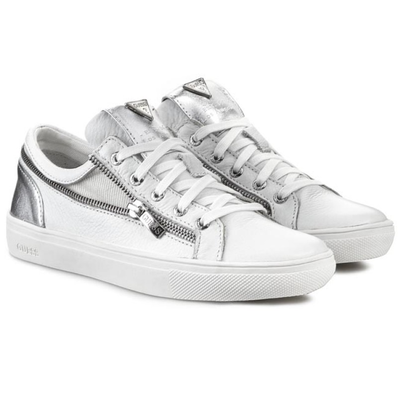 Sneakers Guess - Flupe3 Lea12 Whiye 1MWAP