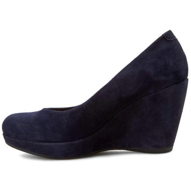 Wedges VAGABOND - Florence 3920-040-64 Dark Blue
