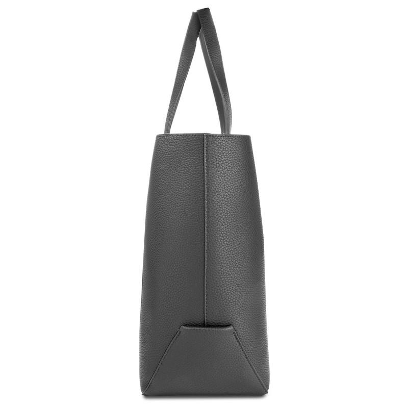 hand bag woman K60K603790 001 EDIT LARGE SHOPPER Calvin Klein WWph3