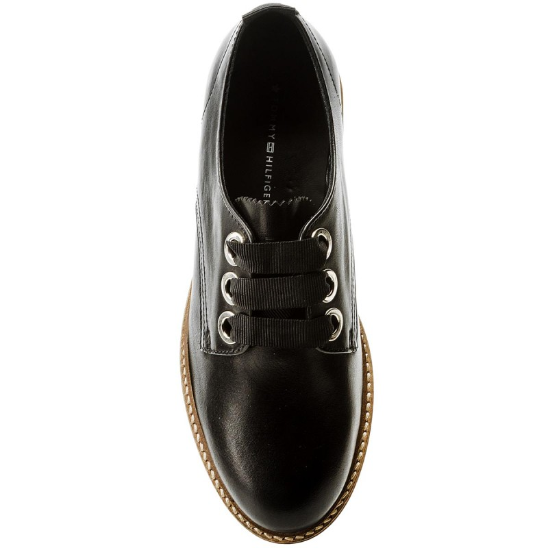 Oxfords Tommy Hilfiger - Manon 4a Fw0fw02622 Black 990