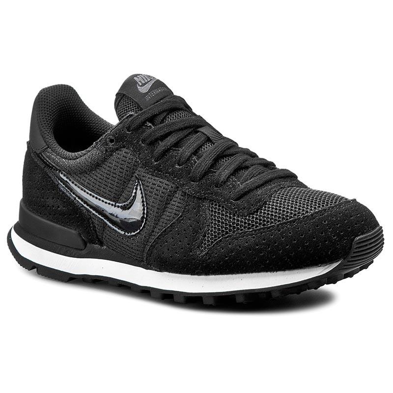 Shoes Nike Internationalist 828407 003 Black Black Dark
