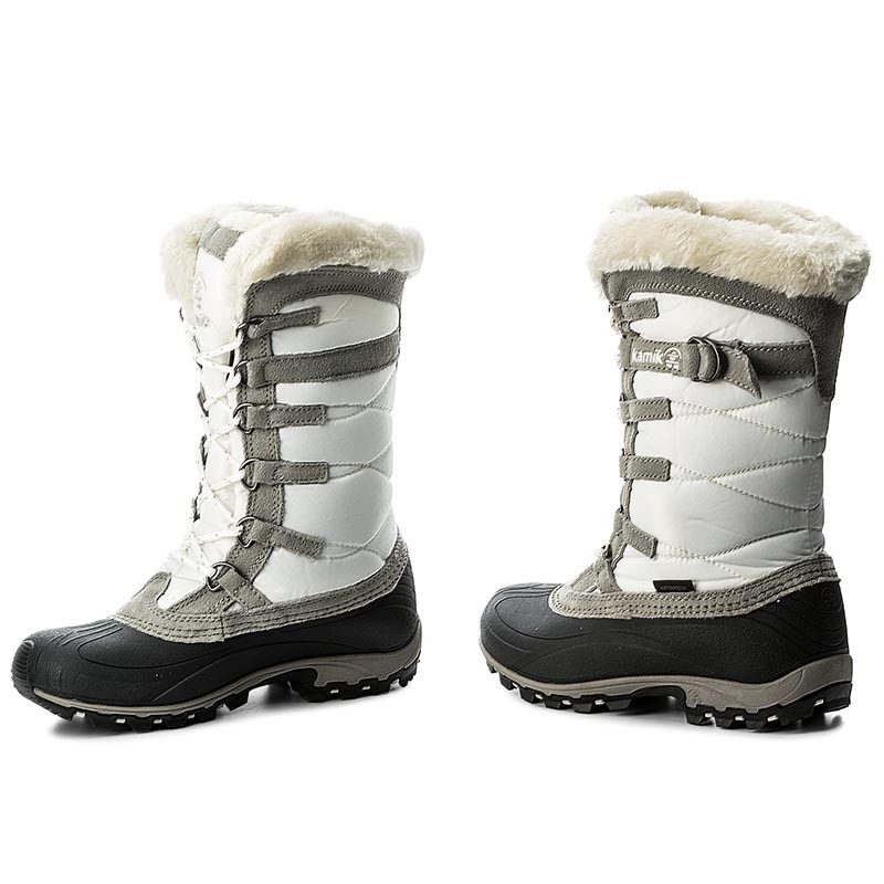 Snow Boots KAMIK - Snowvalley NK2079 White - Winter boots