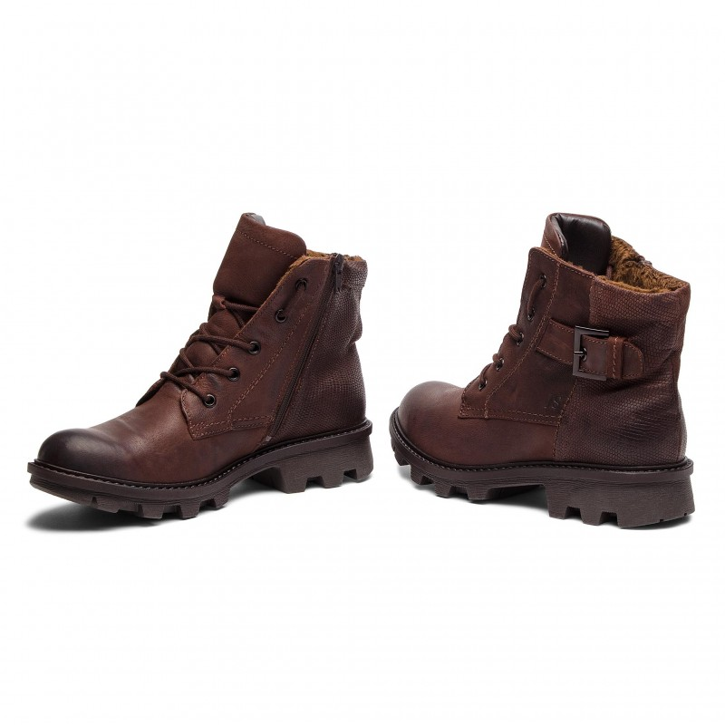 Hiking Boots JOSEF SEIBEL - Marylin 03 69503 VL784  330 Moro - Trekker boots - High boots and others - Women's shoes