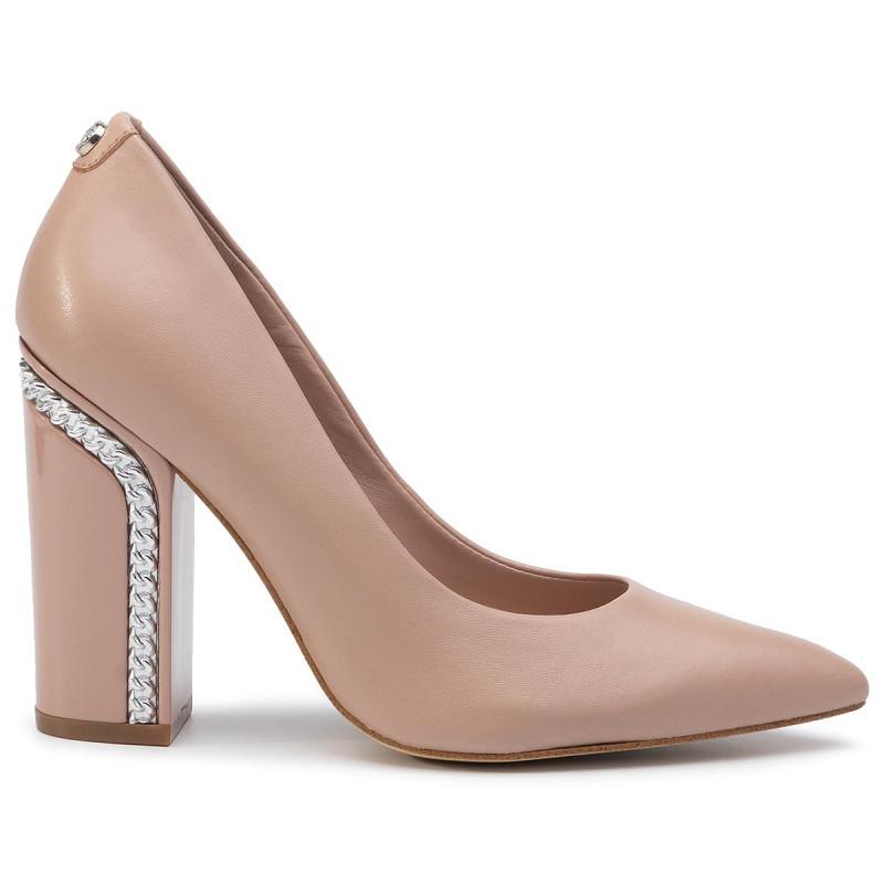 Shoes GUESS - Radene2 FL7RD2 LEA08 NUDE - Pumps - Low