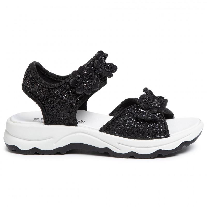 Sandals PRIMIGI - 5389600 S Nero - Sandals - Clogs and sandals - Girl - Kids' shoes