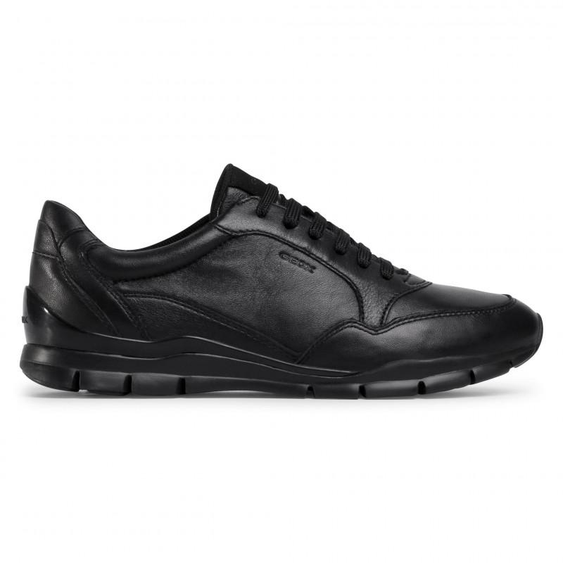barbilla bofetada Marinero  Trainers GEOX - D Sukie A D04F2A 00085 C9999 Black - Sneakers - Low shoes -  Women's shoes OaLhOIKB