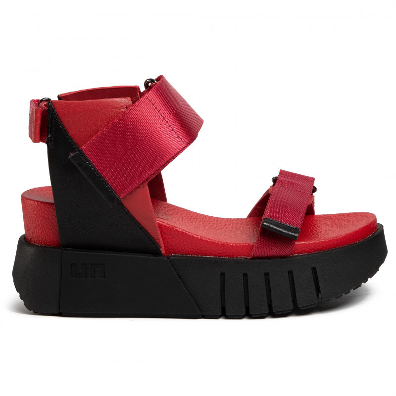 Sandals UNITED NUDE - Delta Run 104100113727 Black