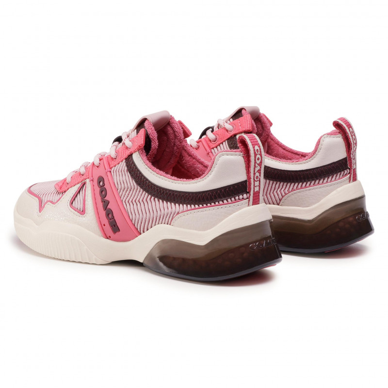 Trainers COACH - Citysole Runner Mesh G5250 10011275 Confetti Pink NOG - Sneakers - Low shoes - Women's shoes