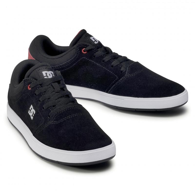 Trainers DC - Crisis ADYS100029 Black - Sneakers - Low shoes - Men's shoes