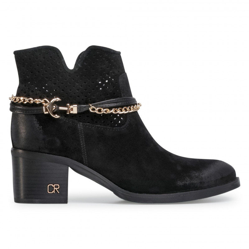 Ankle boots CARINII - B5502  H20-000-000-D51 - Boots - High boots and others - Women's shoes