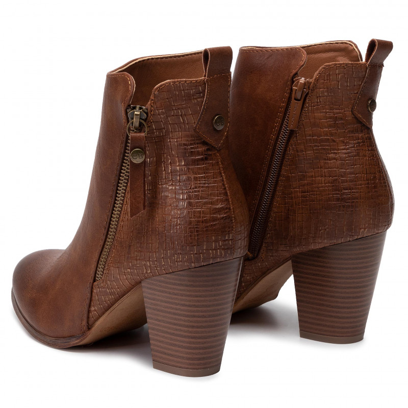 Boots CLARA BARSON - WS18228-01 Camel - Boots - High boots and others - Women's shoes