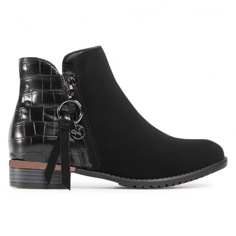 Ankle boots JENNY FAIRY - W16AW462-13 Black - Boots - High boots and others - Women's shoes