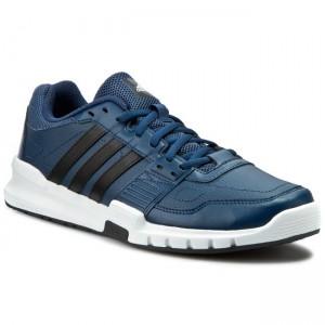 chaussures adidas cNoir essentiel minblu / cNoir adidas  fitness star af ff2d6f