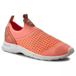 8b6a98ab1 adidas ZX Flux Slip On White Yellow Blue 45  Shoes Sale co.uk  Shoes ...