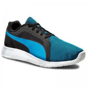 chaussures puma st st st formateur evo tectomic bleu / noir 78386d