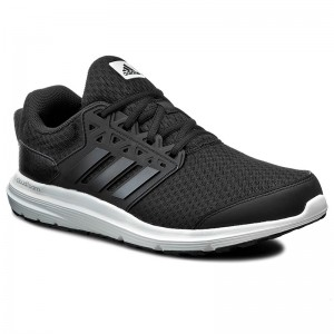 Shoes adidas - Galaxy 3 M AQ6539 Black - Indoor - Running shoes - Sports  shoes - Men s shoes - www.efootwear.eu 95a3f7b6b5a
