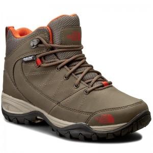 7f9e58d151e Trekker Boots THE NORTH FACE Strom Strike Wp T92T3TN5B Wmrnrbn Zionorg