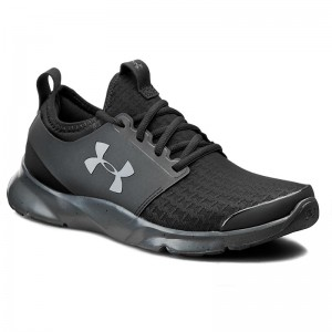 7459ff66bc3d8 UNDER ARMOUR DRIFT 2 MEN S RUNNING SHOES LIFESTYLE COMFY SNEAKERS NEW 2017  Source · Shoes UNDER ARMOUR Ua Drift Rn 1274072 003 Blk Sty Blk Indoor