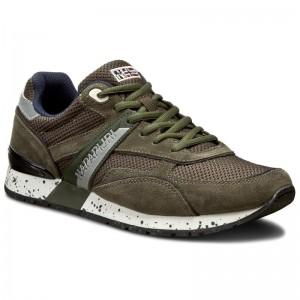 13833563 Napapijri Sneakers Dk Turtle Rabari N700 Green Epqqw7 e6bfcc3458f