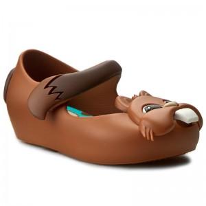 new styles 66a95 8a55d Shoes MELISSA - Mini Melissa Ultragirl VI BB 31889 Brown 01459