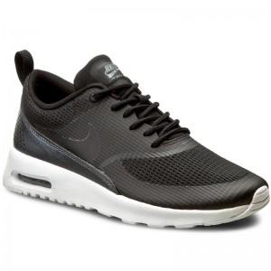 chaussures nike air max thea txt txt txt noire / Noir  baskets d83007