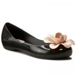 Ballerinas ZAXY - Pop Flocked II Fem 82542 Beige 51920 BB285031 02064 ioLieftw9